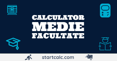 Calculator Medie Facultate